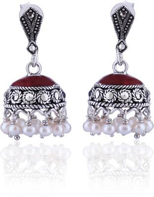 Aashirwad AJ2 Sterling Silver Jhumki Earring