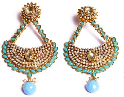 PFJ PFJ3002 Brass, Copper Drop Earring