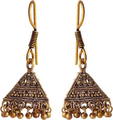 Jewels and Deals FE-130 Alloy Jhumki Earring