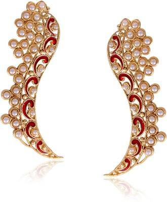 Prisha ATGOL2021 Zircon Copper Dangle Earring