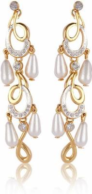 Estelle Alloy Drop Earring