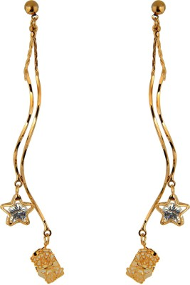 K.R.S. Jewels KRSFE135 Alloy Dangle Earring at flipkart