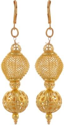 Heartzy Gold Plated Fashion Earrings Alloy Dangle Earring