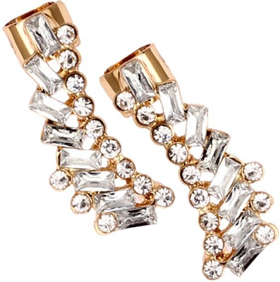 20Dresses The Ice Queen Metal Cuff Earring