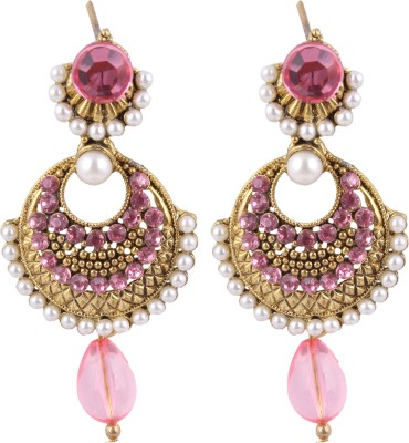 SP Jewellery Traditional ethnic jewels Alloy Chandelier Earring