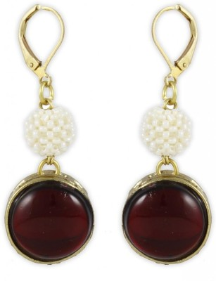 Karatcart Ethnic Kundan Alloy Clip-on Earring