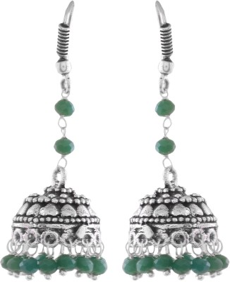 Ganapathy Gems 5867 Metal Jhumki Earring