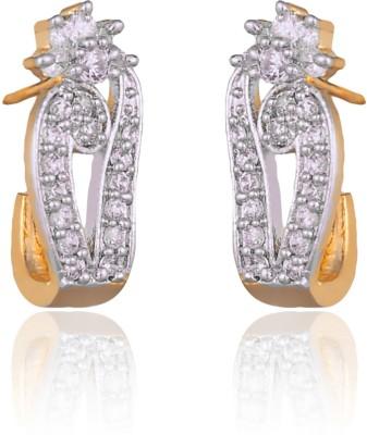 RC Designer Brass Stud Earring