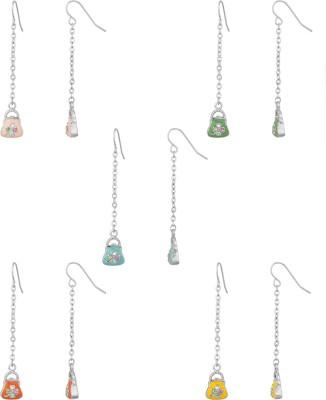 Aaradhya Precious Metal Earring Set