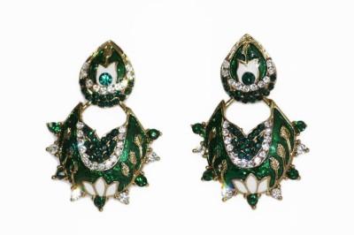 Hurain High Fashion Crystal Crystal Drop Earring