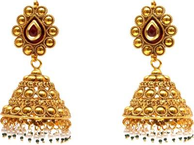 Mata Payals Earings Alloy Jhumki Earring
