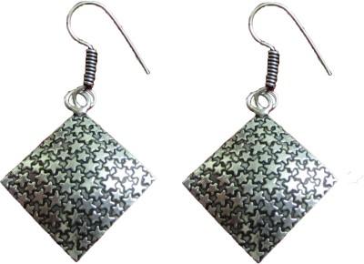 Anamis Kite Shape Fashion Aluminum Dangle Earring