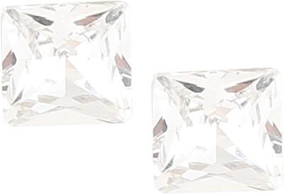 Castle Street Trendy Diamond Alloy Stud Earring