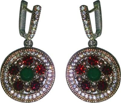 zenith jewels princess18 Brass Chandelier Earring
