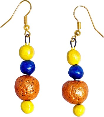 Retaaz Pitakamala Karnika Terracotta Dangle Earring