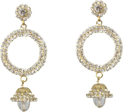 ACW ACW Gold Plated Alloy Drop Earring