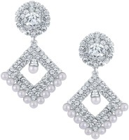 Sukkhi Zinc Drop Earring