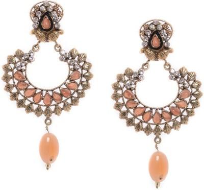 Buyclues SSJ6112 Brass Earring Set