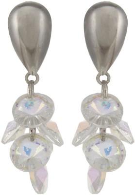 Lazreena Style Diva Crystal Alloy Drop Earring