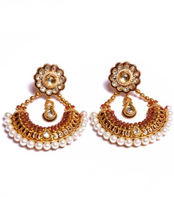 PFJ PFJ3011 Brass, Copper Drop Earring