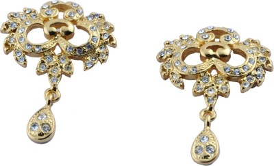 Trisha Style Diva Alloy Drop Earring