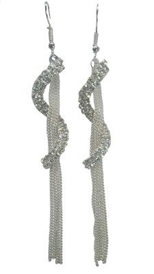 Krazzy Collection Spring Sparkle Alloy Dangle Earring