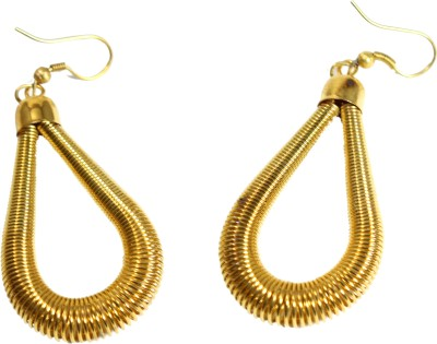 Kenza Designer Alloy Dangle Earring