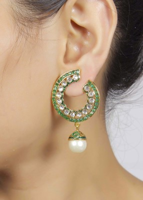 Muchmore Fashion Earring Crystal Alloy Drop Earring