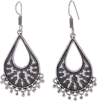 Silvery ME-14-MN Metal Dangle Earring