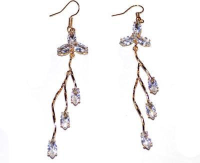 Jewels Kafe Imported Alloy Dangle Earring