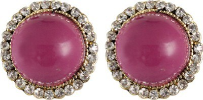 CatchMe Pinki Alloy Stud Earring