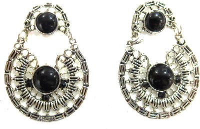 Deco Junction Designer Alloy Chandbali Earring