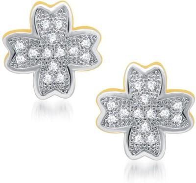 Sukkhi Marvelous Micro Pave Cubic Zirconia Alloy Stud Earring