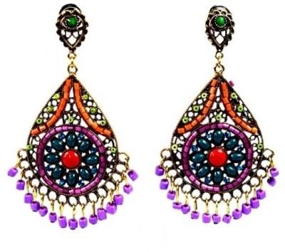 Edenoverseas 243 Metal Jhumki Earring