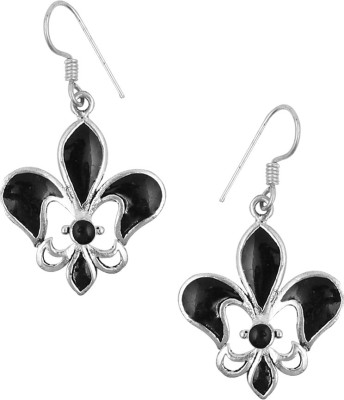 Payalwala Spring Sparkle Alloy Drop Earring