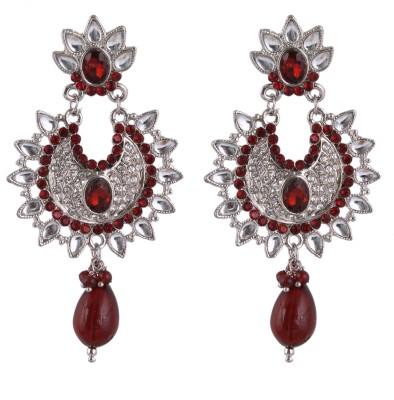Shopernow Traditional Jewels Alloy Stud Earring