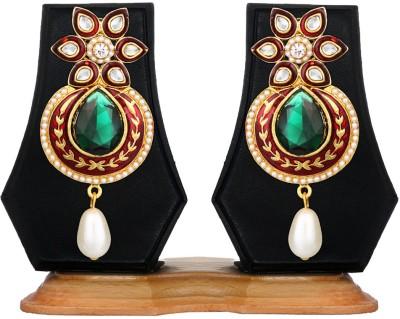Zaveri Pearls Beautiful Alloy Chandelier Earring