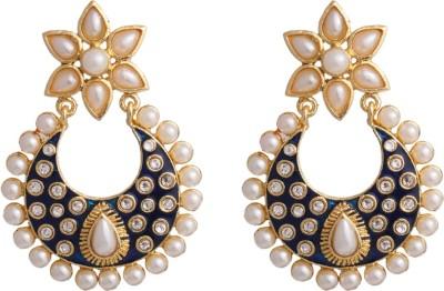 Abhijewels Alloy Chandbali Earring
