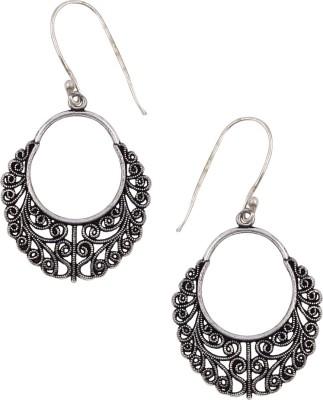 Payalwala Spring Sparkle Alloy Chandbali Earring