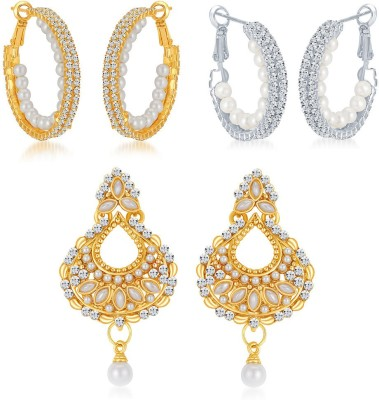 ShoStopper Vintage Collection Alloy Earring Set