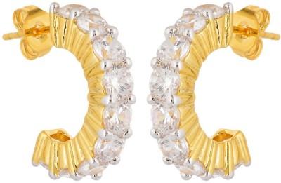 tsb RETAILS ER-0242 Brass Stud Earring