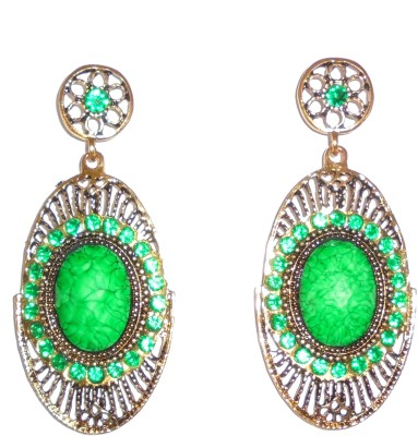 Adimani Utik Alloy Dangle Earring