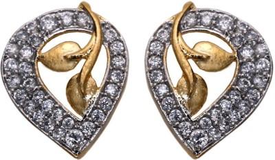 Asset Jewels Sparkle Alloy Stud Earring