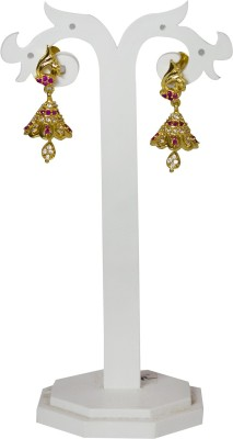 Jewelgrab Sai-Ad-Small Alloy Jhumki Earring