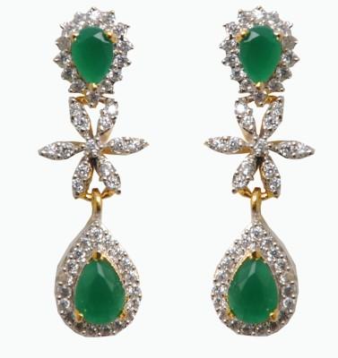 Rivaz Jewels princess delight Brass Drop Earring