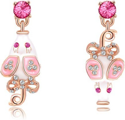 Johri Store Personality Mouse Alloy Drop Earring