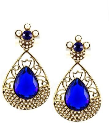 Poetry Accessories Princess Delight Zinc Drop Earring
