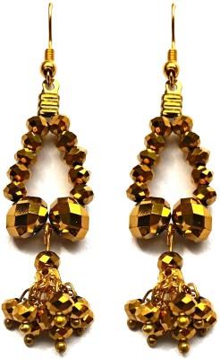 SGE SGE-E8 Stone, Metal Dangle Earring
