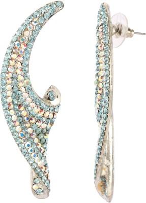 Maisha Maisha's Elegant Turquoise Drop Earring Alloy Drop Earring