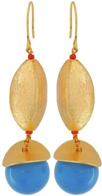 Maayra Lively Crystal Alloy Dangle Earring